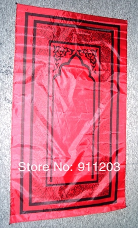 Hot sale TK-PP006C Pocket Prayer Mat islamic RUG muslim Mat- promotion(MOQ:48/PCS)(China (Mainland))