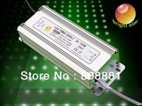 led driver 100w waterproof driver 100w Free Shipping ,PFC>0.98 Efficiency>90%  3 years warranty
