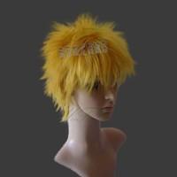 Cosplay wig naruto ninja wig leo a apologetics