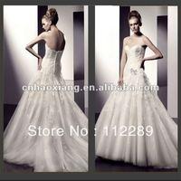 Свадебное платье HaoXiang HS628