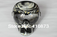 protective full face mask paintball airsoft mask