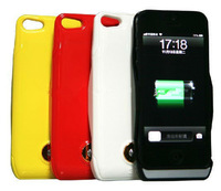 2012 Newest! Free shipping!2800mAh Battery Case for iPhone 5