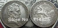 1918 Illinois Centennial Half Dollar COIN COPY