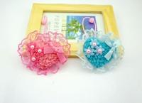 Free Shipping,Wholesale(24pcs/lot) Cartoon Rabbit Bear Heart Girls' Hair Ornament/Headwear/Hair Rope