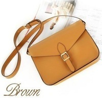 2012 spring and summer candy color block girls bags messenger bag summer small bag