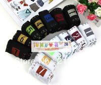 Men Cotton Sports Sock Novelty 7 Days Comfortable Soft Daily Sock Changing Everyday Weekly Sox Creative Week Socks Retail Hot