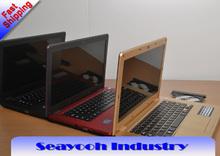 "Fast Shipping 14.1 inch Laptop Intel D2500 Dual Corebuilt-in DVD-RW 14.1"" Notebook Windows 7 Drop Shipping"