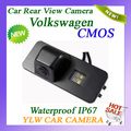 Backup camera for VW Magotan / Passat CC/ Bora/ Polo/ Golf with CMOS PC1030 chipset waterproof and wide view angle free shipping