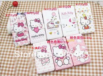 8 Style Hello Kitty Leather Wallet Pouch Case Cover for Samsung Galaxy S2 i9100