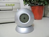 Digital clock mini multifunctional fm the elderly nightlight electronic