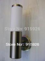 Stainless steel wall lamp LED outdoor wall terrace waterproofing European wall lamp outdoor garden lamps balcony