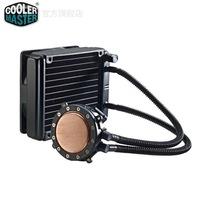 New arrival cooler master Nereus one-piece cpu water cooling radiator computer water fan liquid set