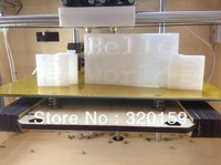 Heated build platform for open source Makerbot Replicator for Jason Stone