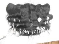good feedback top quality Malaysian virgin hair lace frontal 13x4