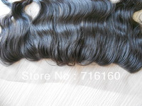 top quality! chinese human hair lace frontal