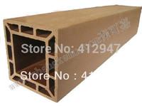 200*200 WPC flower pot column fence panel ,waterproof, moistureproof