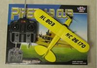 NEW Unique Toy Sea gull 803 RTF PIPER J3 CUB Rc Airplane Super Glider Free Shipping