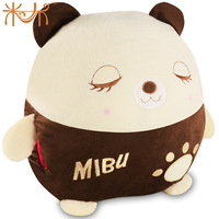 Hand pillow cushion plush toy cloth doll birthday gift 40CM