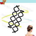 New Fashion  Spiral  Barrette Spin Screw Hairpin Hair Clip Hair Pin Twist 4946(China (Mainland))