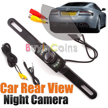 3.6mm Wide Angle Car Rear View Reversing Backup Camera   [2346|01|01]