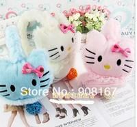 Kitty cat cartoon plush earcap cute fashionable wool earlap winter warm earcap 60 g