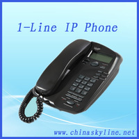 Hot  sell  !  2  line  voip   phone  support  SIP/H.323