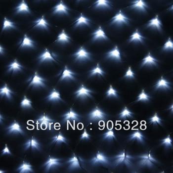 Free Holiday sale LED rope large celebration wedding ceremony fairy lighting Christmas xmas Led string net light web lights