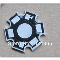 Hexagon 1W LED aluminum plate, circuit board, PCB board, proofing, batch, can be customized
