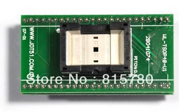 Wholesale Chip Programmer Socket Adapter TSOP48 - free shipping