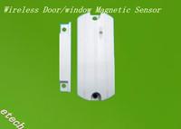 Wholesale Wireless Door/window Magnetic Sensor for  GSM/PSTN Burglar Auto Dial Alarm System, door Security Home Alarms