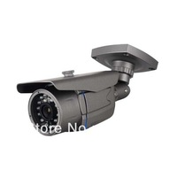 "1/4"" SHARP 420TVL Leds IR Bullet Outdoor Waterproof CCTV Security Camera E72"