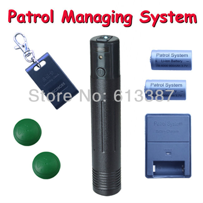 New Z-6300 LED Lighting Auto-induction Guard Tour Probe Patrol System Public System(China (Mainland))
