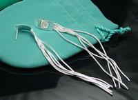 we261 продажи / / 925 стерлингов серебряные серьги / Мода Серьги для женщин