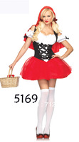 Sexy Naughty Housekeeping Hottie Franch Maid Costume,dress with hat