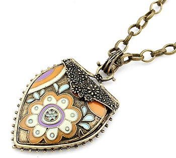 wholesale price  restore coloured drawing or pattern printing necklace  long necklace  free shipping for $15 mini mixed order