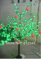 Free Shipping! LED Maple Trees with 0.8m Height, 200pcs LED Bulbs, outdoor landscape lamp wedding