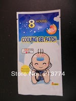 2012 New Cooling Gel Patch plaster sheet Antipyretic plaster  Fever /Pain Relief headache/tired reduce Refreshment 960pcs/lot