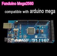 FREE SHIP Promotion Sale !! Mega2560 ATmega2560-16AU Board +USB Cable Compatible with Arduino mega 2560(1 board+ 1 USB Cable)