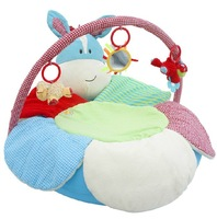 ELC Blossom Farm Sit Me Up Cosy-Baby Seat,Baby Play Mat/Small Baby game pad ,ELC Blue donkey