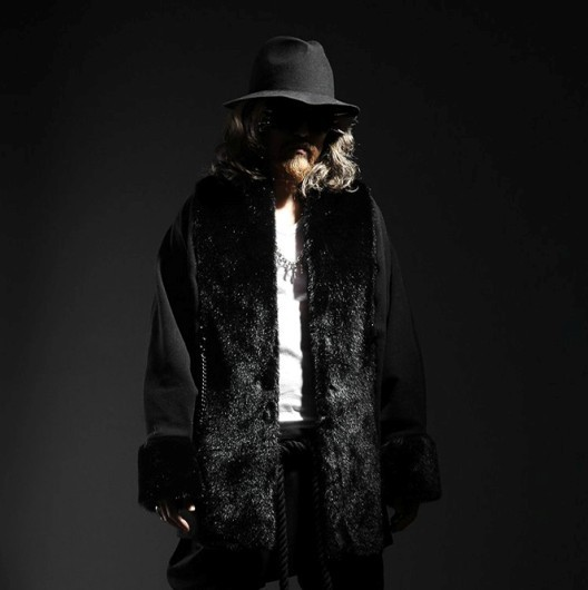 HOT FREE SHIPING Those days male patchwork loose casual wool coat gothic punk w626 p180(China (Mainland))