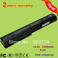 Free shipping!Laptop Battery for HP/COMPAQ Pavilion dv7z dv7t dv7 dv8 dv8t HDX X18 HSTNN-C50C HSTNN-DB74 HSTNN-DB75 HSTNN-Q34C