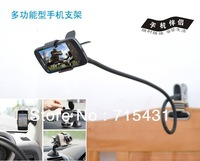 New fashion Mobile Phone Holder Desktop bed lazy bracket mobile Stand For iphone4 4S For apple/Samsung/HTC/ FreeShipping