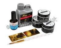 Brand New Fashion Pro Crystal Nails Full Acrylic Powder For Nail Art Set c507