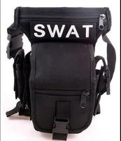 HOT Multil-purpose Useful SWAT Drop Leg Utility Waist Pouch Carrier Belt Bag
