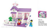 Building Block Set model,3D Block ,Assembled educational toys,SlubanB0156,Free Shipping
