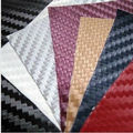 High Quality 3D Carbon Fiber Vinyl Car Wrapping Foil 1.52*3M,Carbon Fiber Car Decoration Sticker,Many Color Option