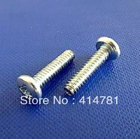 Free shipping Computer screw chassis screw/hard disk screw 6-32 * 15 mm ASME/ANSI 200pcs/lot