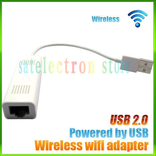 White Mini Pocket Wifi Wireless Wlan Internet Network Router Adapter, USB 2.0, Plug and play, FREE SHIPPING!!(China (Mainland))