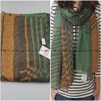 2 elle scarf female