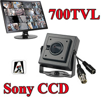 700TVL Sony CCD Mini  Security camera CCTV  Camera System